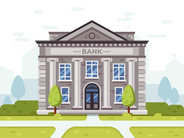 Banca o edificio governativo