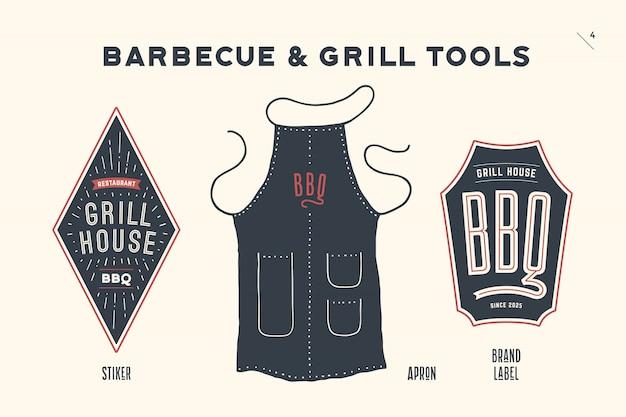 Strumenti per barbecue e grill