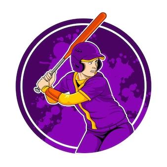 Battitore di baseball