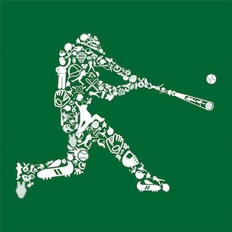 Giocatore di baseball