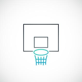 Emblema del basket