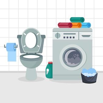 Icona del bagno