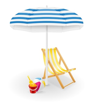 La spiaggia attribuisce ombrellone e sdraio