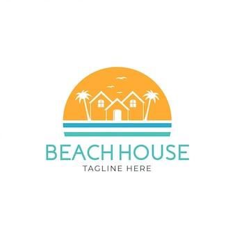 Logo della casa sulla spiaggia