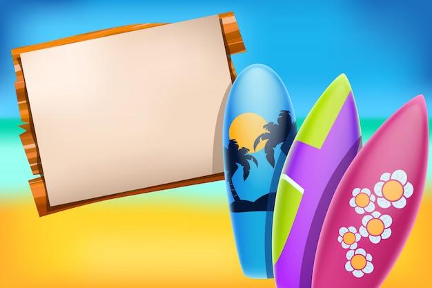 Carta da spiaggia