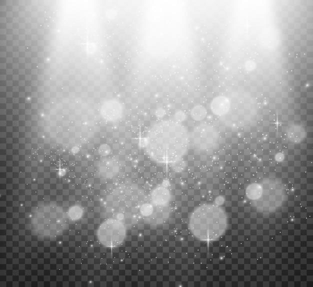 Raggio azzurro bagliore laser sfondo astratto effetti scuri bagliore orizzontale arancione