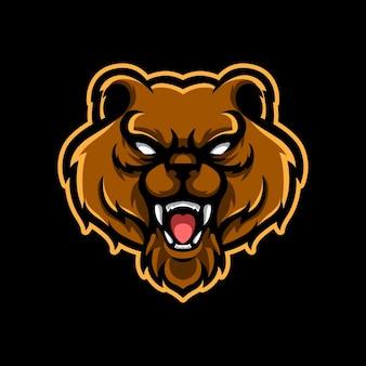 Testa dell'orso