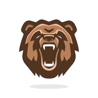 Mascotte dell'orso
