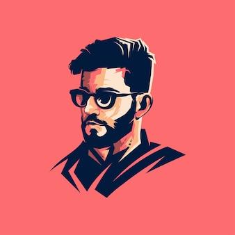 Barba uomo avatar