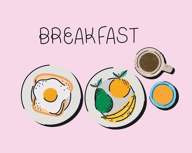 Bellissimo cartello per la colazione?