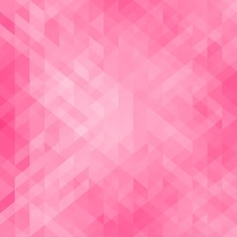 Bellissimo sfondo viola con triangolo.
