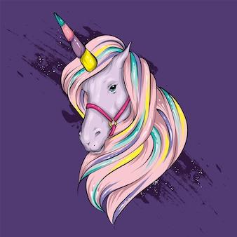 Un bellissimo unicorno