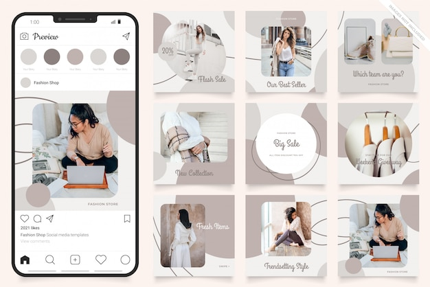 Belle donne instagram modello post vendita