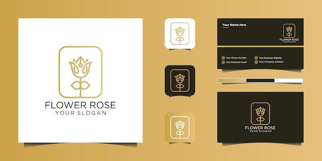 Logotipo lineare di ape miele icona creativa simbolo logo linea arte stile. design del logo
