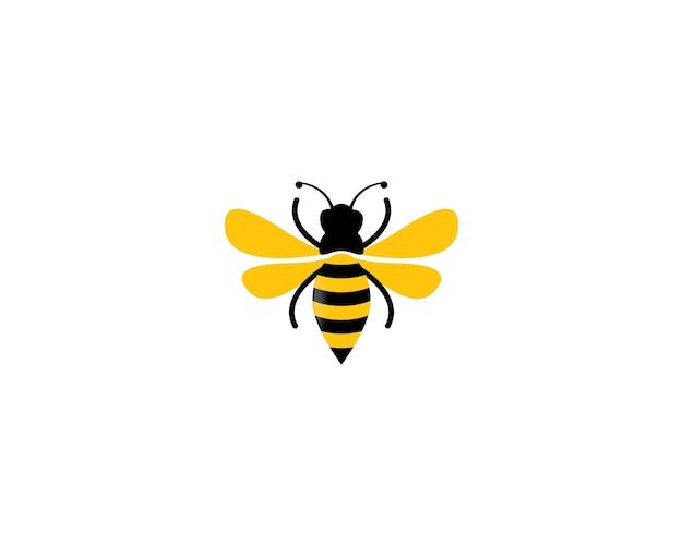 Illustrazione dell'icona logo ape