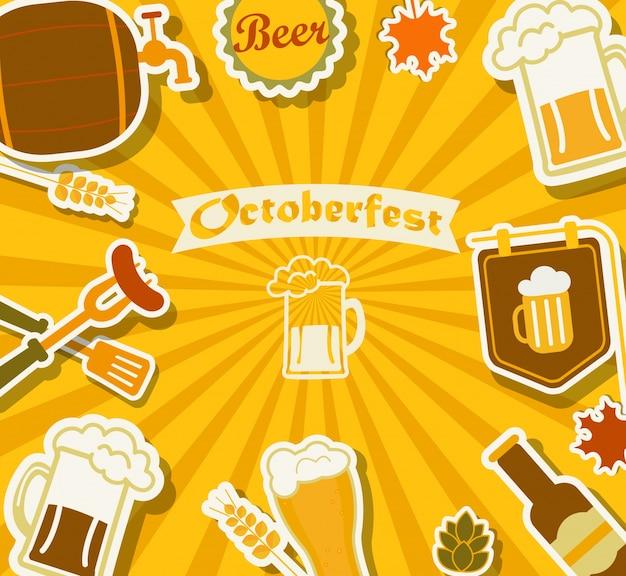 Festival di birra - octoberfest.