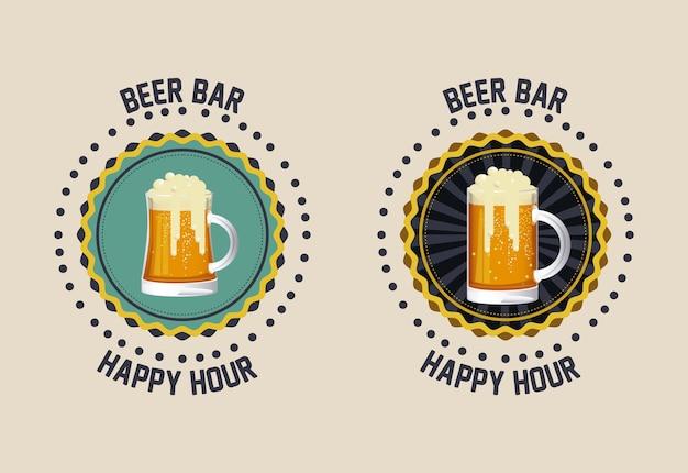 Etichetta della birra