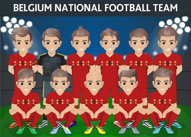 Squadra nazionale di calcio del belgio