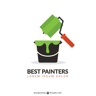 Migliori pittori Vettore Premium