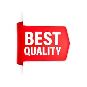 Nastro rosso della migliore qualità