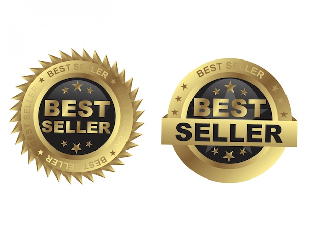 Design distintivo dorato best seller