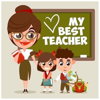 Miglior sfondo insegnante