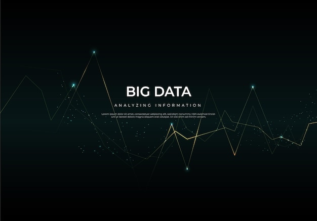 Big data delle tecnologie future, abstract generato dal computer