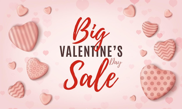 Grande vendita di san valentino.