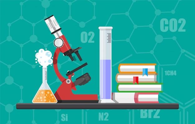 Attrezzature per l'educazione scientifica in biologia