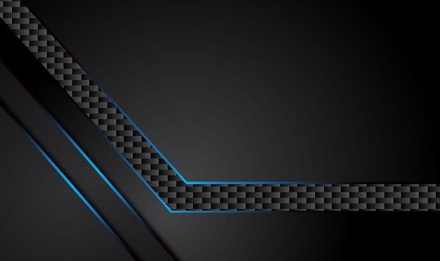 Sfondo blu nero.