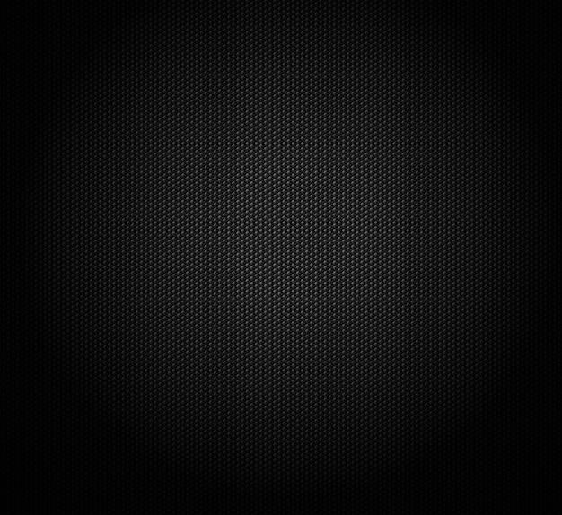 Sfondo texture tessuto nero