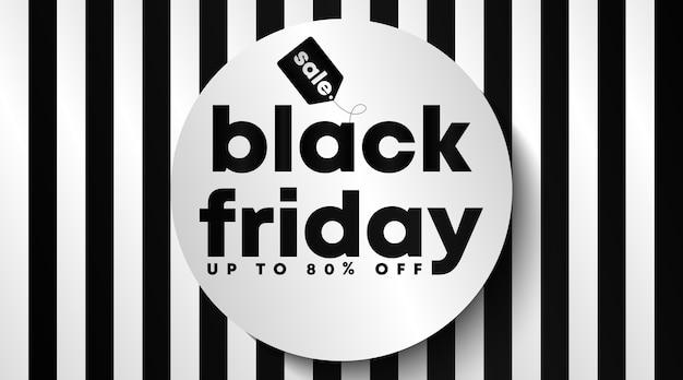 Banner di venerdì nero e modello di sfondo. modello di volantino per venerdì nero.