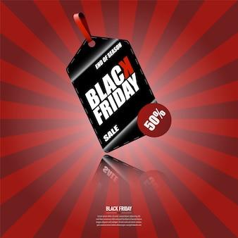 Banner del black friday