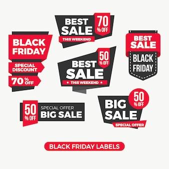 Collezione di tag black friday