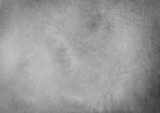 Sfondo acquerello nero e grigio