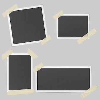 Cornici per foto nere