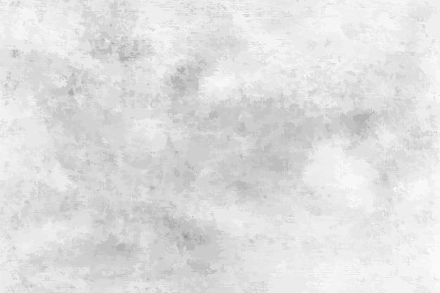 Trama di sfondo dipinto a mano dell'acquerello in bianco e nero