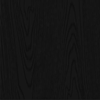 Modello senza cuciture in legno nero.