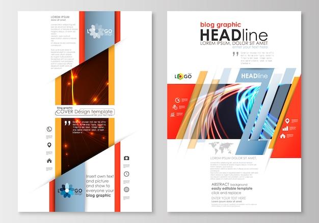 Modelli di business grafici del blog