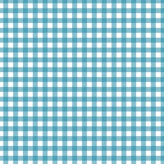 Motivo a quadretti blu