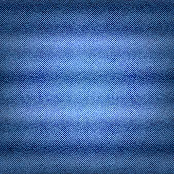 Sfondo di jeans blu
