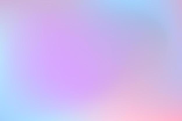 La maglia liscia viola blu ha offuscato il contesto moderno di stile dell'acquerello del modello di gradiente di multi colore