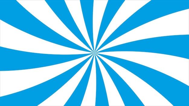 Sfondo blu sole