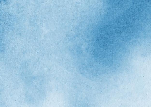 Priorità bassa blu dell'acquerello e priorità bassa astratta di struttura
