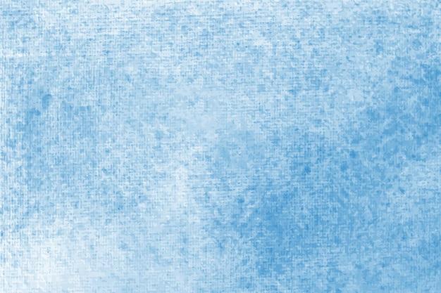 Bluewatercolor pastello sfondo dipinto a mano acquerello macchie colorate su carta