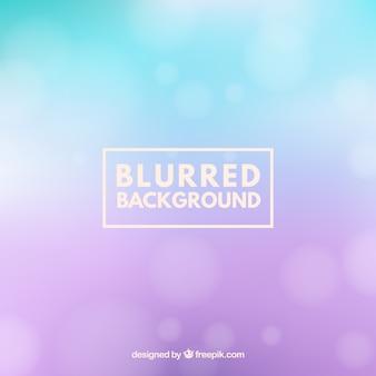 Sfondo sfocato in toni blu e viola