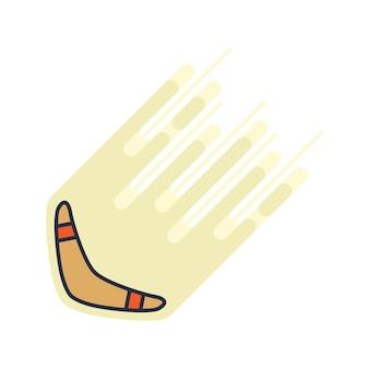 Illustrazione di boomerang