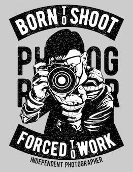 Nato per sparare