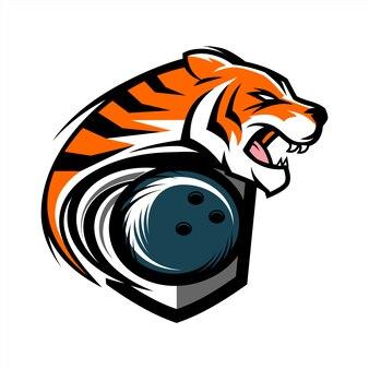 Logo della squadra di bowling
