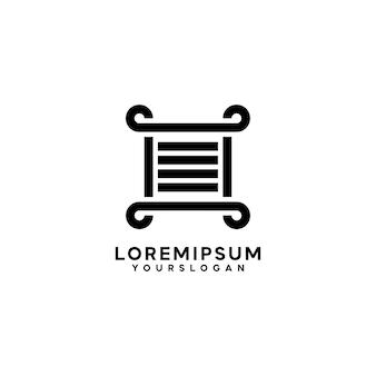 Design del logo della scatola per la tua azienda